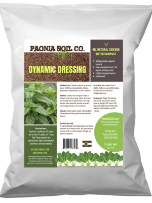 Dynamic Dressing™<br> from Paonia Soil Co.
