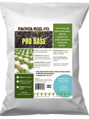 Pro Base™<br> from Paonia Soil Co.