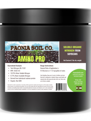 Amino Pro<br> From Paonia Soil Co.